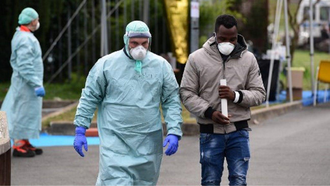 Ya se registraron más de 5000 muertes por la pandemia
