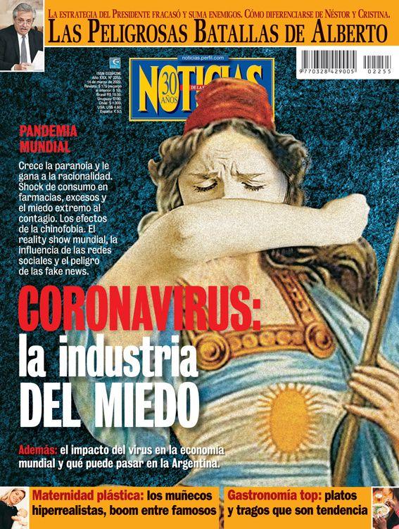 Noticias | Coronavirus: la industria del miedo
