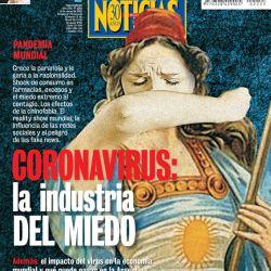 Coronavirus: la industria del miedo | Foto:cedoc