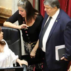 Cristina en el Senado | Foto:Cedoc