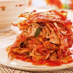 Kimchi, emblema de la cocina coreana. | Foto:Shutterstock.