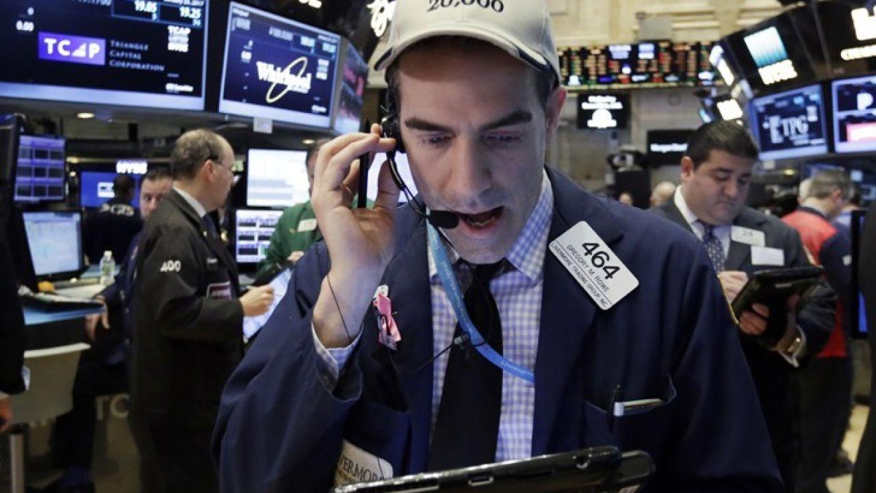 Wall Street | Foto:Cedoc
