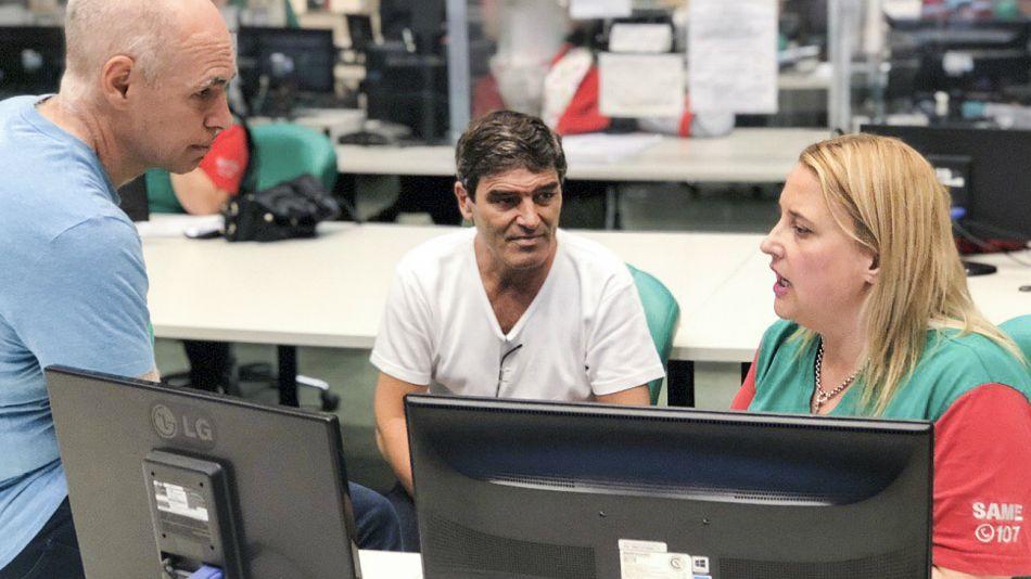 Fernán González Bernaldo de Quirós (c.). Ministro de Salud porteño.