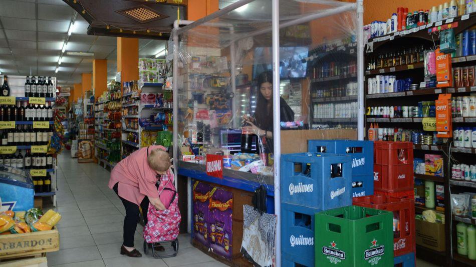 supermercado chino proteccion coronavirus 20200314
