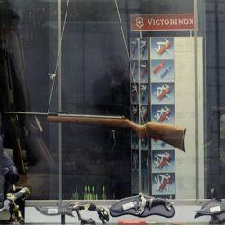 Ante cualquier evento fuera de lo común, los estadounidenses suelen ir a comprar armas para defenderse.