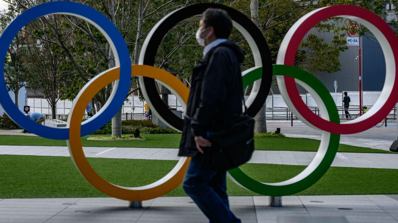 En medio de la crisis por coronavirus, Japón ratificó los Juegos Olímpicos Tokio 2020 / AFP.