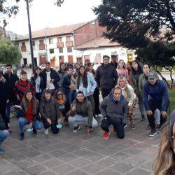 Argentinos varados en Cuzco | Foto:Cedoc