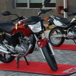 Honda CG 150 Titan, la moto usada más vendida en la Argentina en el primer bimestre de 2020.