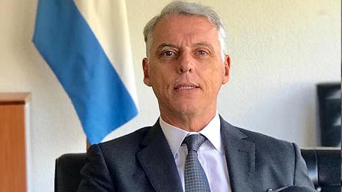 El embajador argentino en Venezuela contrajo coronavirus