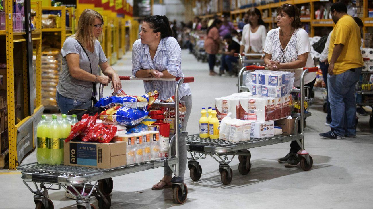 La inflación mayorista registró mayores subas en importados