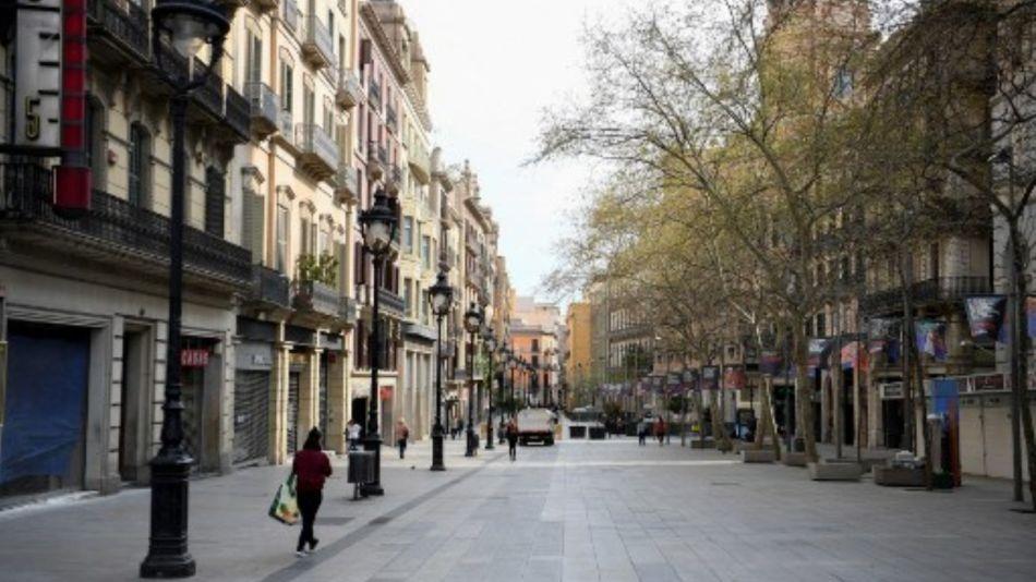 barcelona españa coronavirus g_20200316