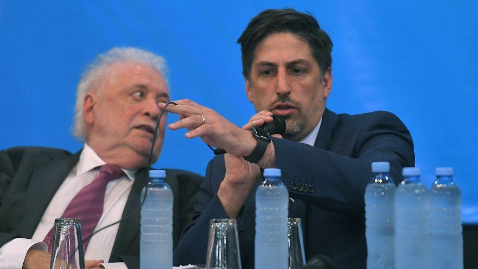 El ministro de Educación, Nicolás Trotta.