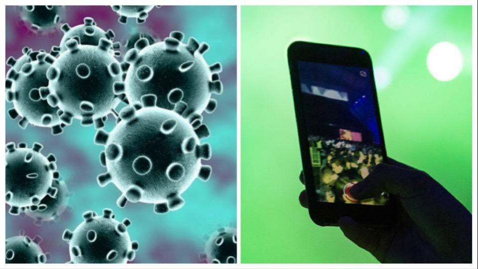 Cómo desinfectar el celular