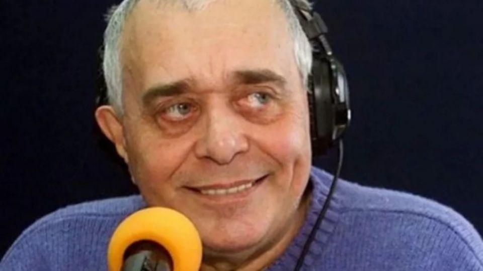 Falleció el locutor Sergio Velasco Ferrero a los 80 años