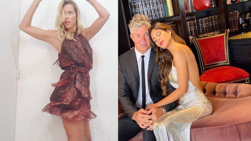 Nicole Neumann invitó a Burlando a una fiesta sin Barby Franco: la reacción de la modelo