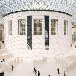Mucho del patrimonio del British Museum fue donado por artistócratas que se los llevaron a Gran Bretaña de todas partes del mundo.