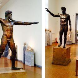 El Museo Arqueológico de Atenas alberga muchos de los objetos arqueológicos más importantes encontrados en el país desde su prehistoria hasta la antigüedad tardía.