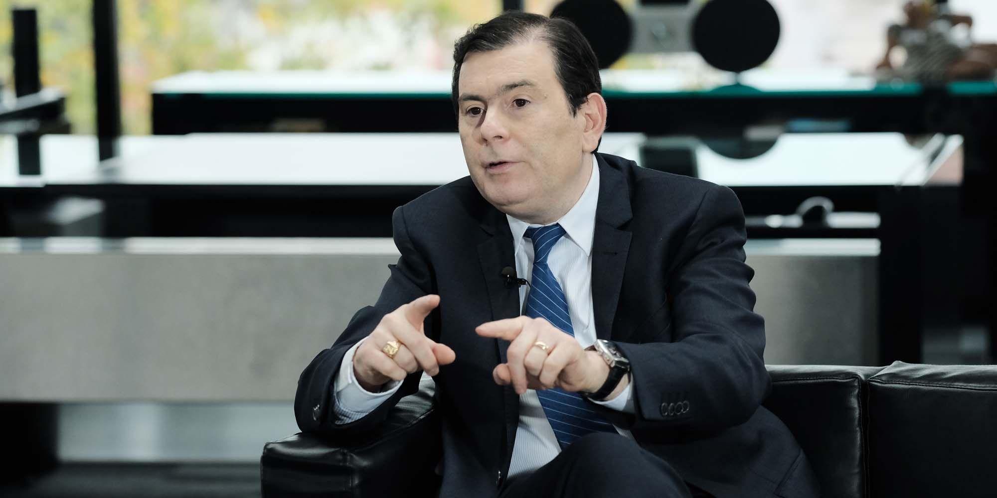 """Gerardo Zamora sobre el coronavirus: """"Ojalá que no se llegue a una parálisis total de la economía"""""""
