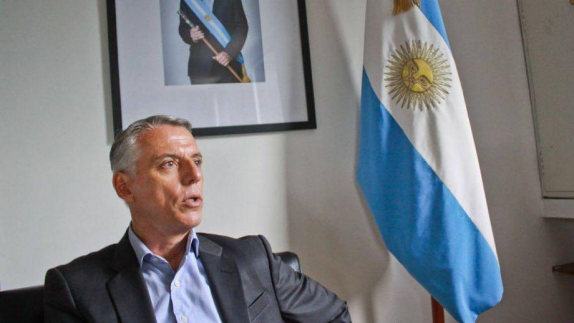 Eduardo Porretti   Foto:Cedoc