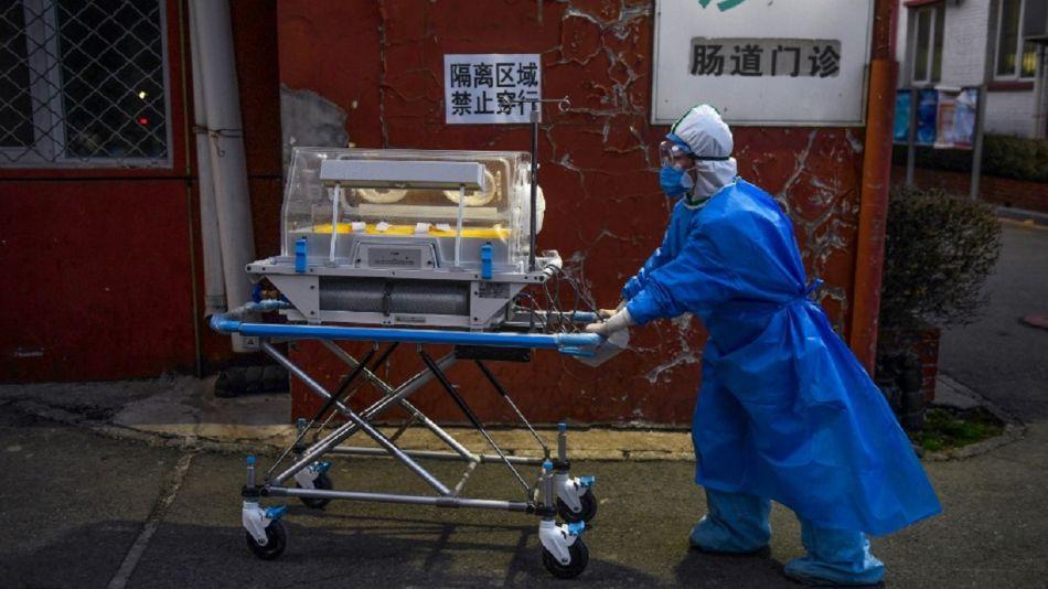 bebe china wuhan coronavirus
