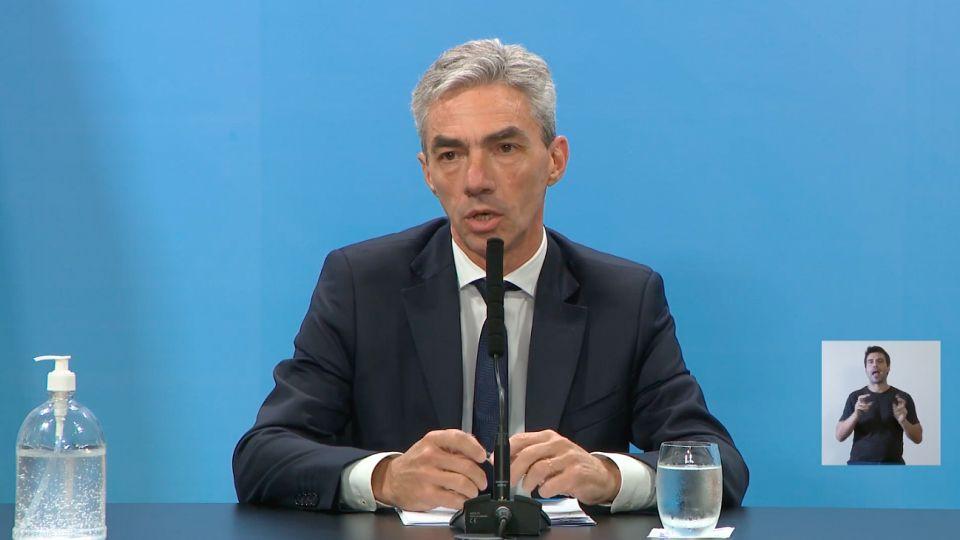 El anuncio lo realizó el Ministro de Transporte, Mario Meoni.
