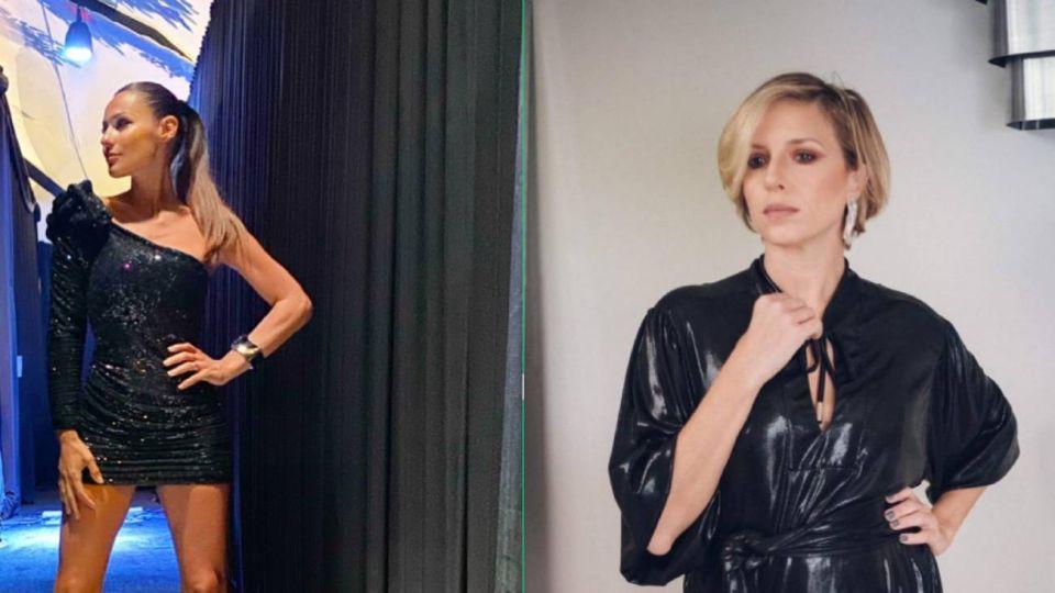 Pampita vivió un incómodo momento con Carla Peterson por Luciano Castro