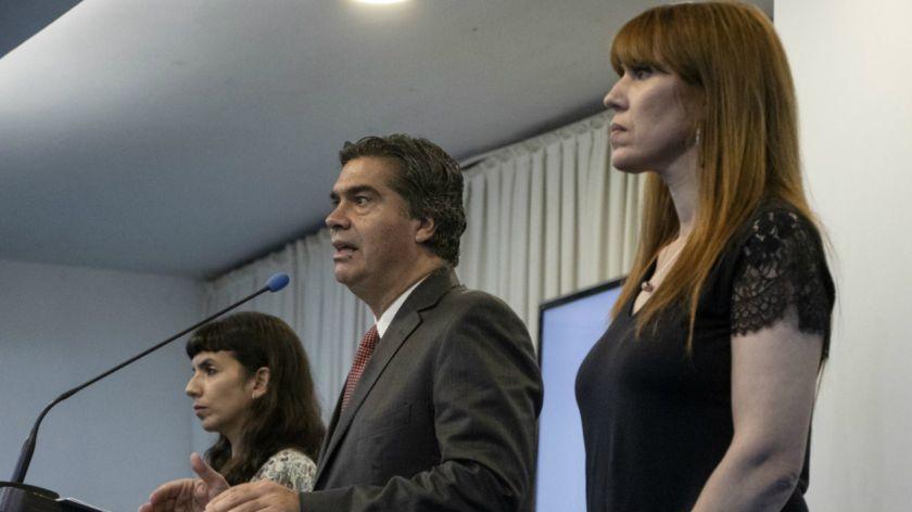"""Jorge Capitanich reconoció que Chaco """"debería hacer más tests pero no tenemos los reactivos"""""""