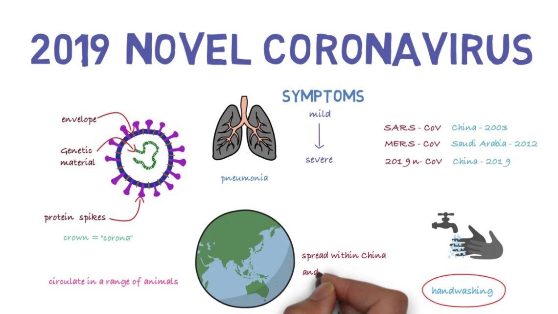 Curso OMS coronavirus | Foto:Cedoc
