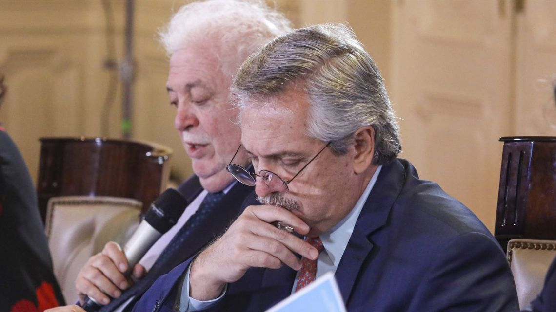Government of President Alberto Fernández has indicated that the budget for investment in public works will be increased by 100,000 million pesos.