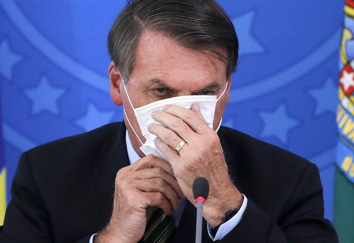 Hierve Brasil: se duplicaron casos de coronavirus y hubo ...