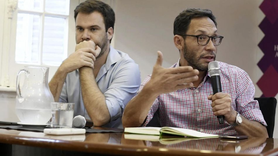 Juan Manuel López y Maxi Ferraro 20200318