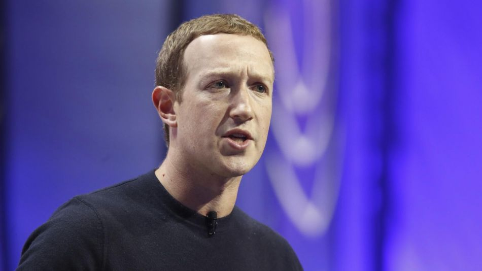 Mark Zuckerberg CEO Facebook 20200318