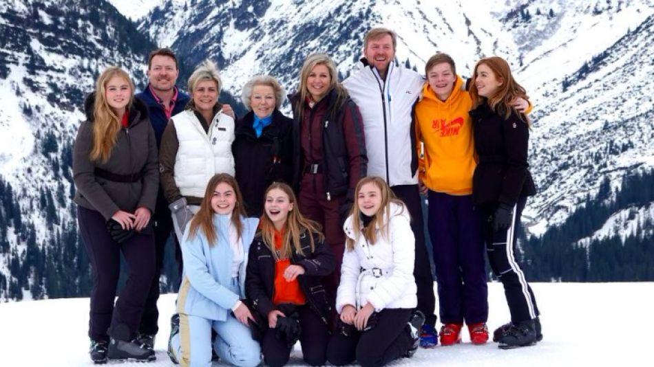 MaximaY familia en Austria 2020