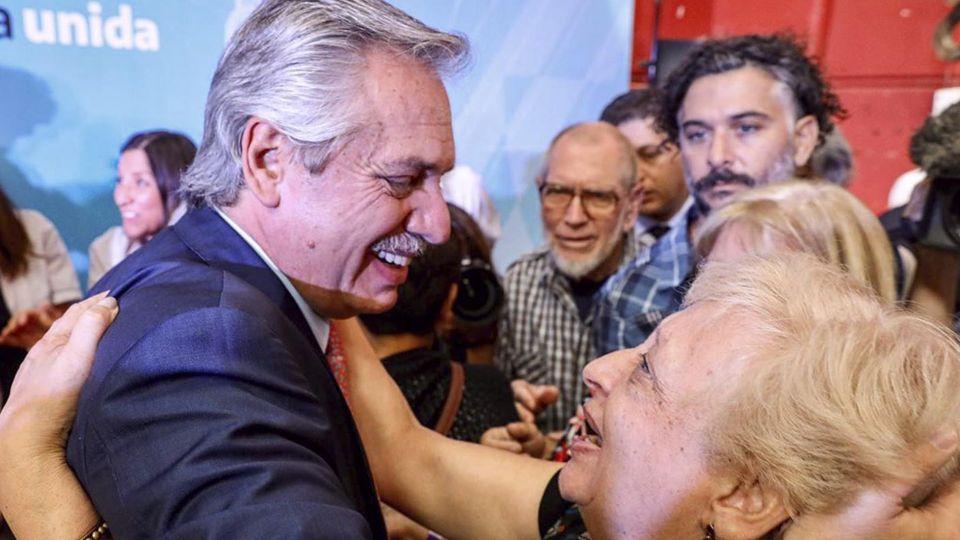 Los primeros 100 días de Alberto Fernández como presidente de los argentinos.