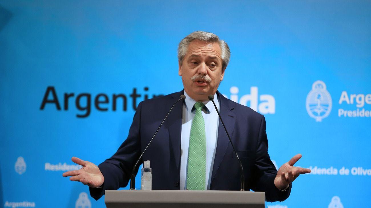 Cómo es la cuarentena total que anunció Alberto Fernández