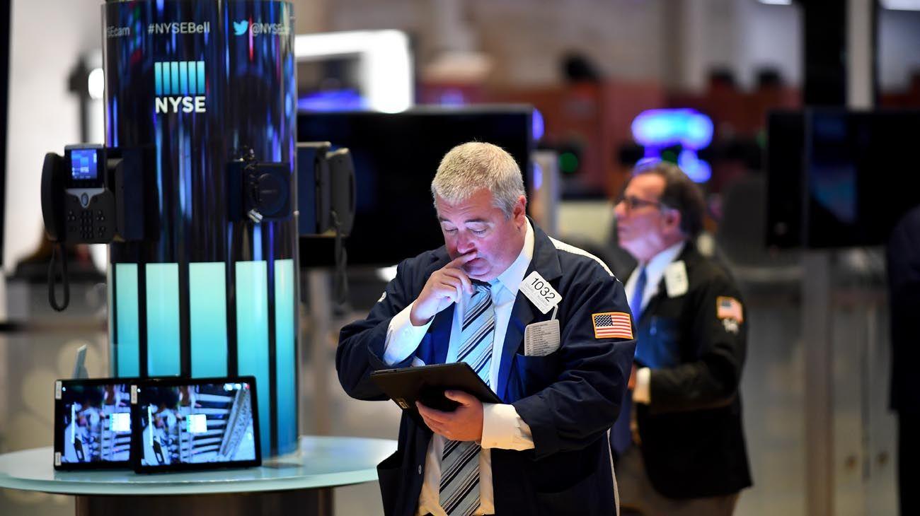 Las cotizaciones del jueves 19 de Marzo en Wall Street.