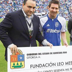 Lionel Messi | Foto:cedoc