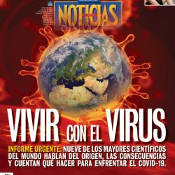 Tapa 2256: Vivir con el virus | Foto:cedoc