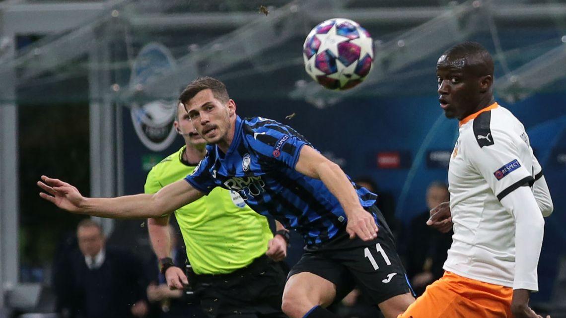 Italia: un partido de Champions habría disparado el contagio masivo
