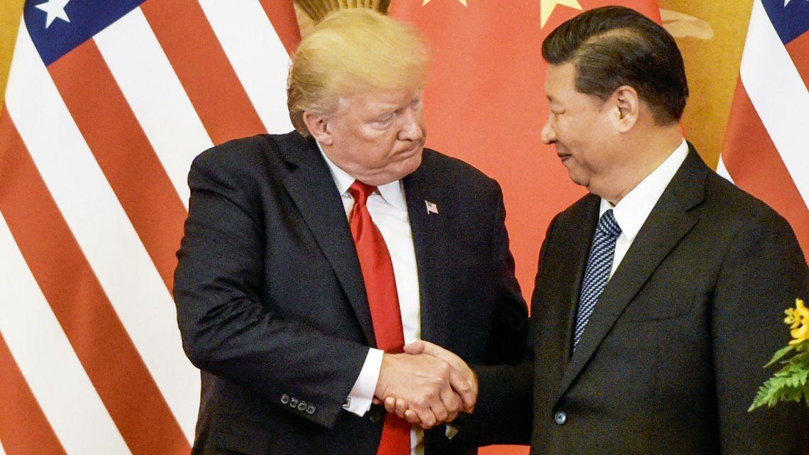 Que al virus lo produjo Trump para perjudicar a los chinos. | Foto:cedoc