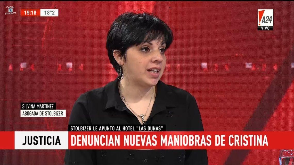 Noticias | Echaron a una columnista de América luego de que hablara de Cristina Kirchner