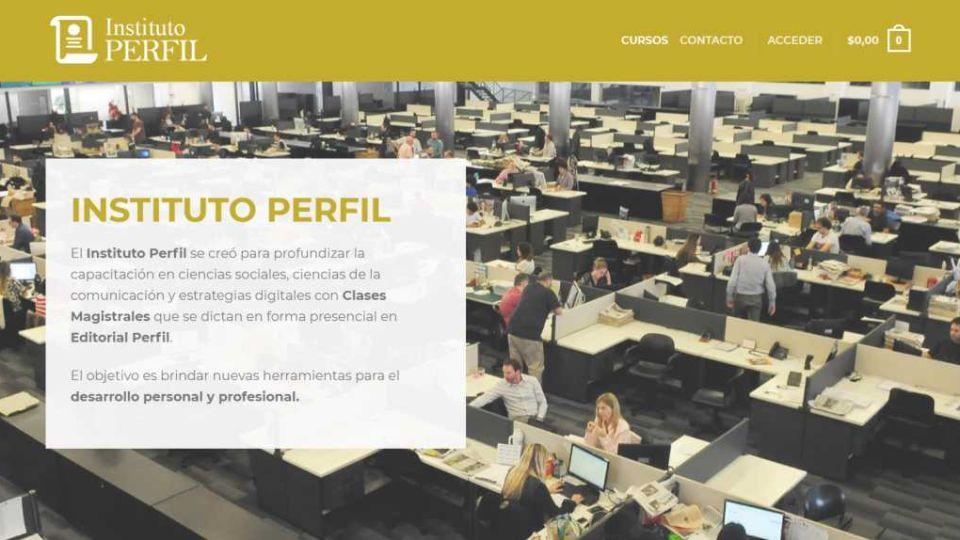 Instituto Perfil Web