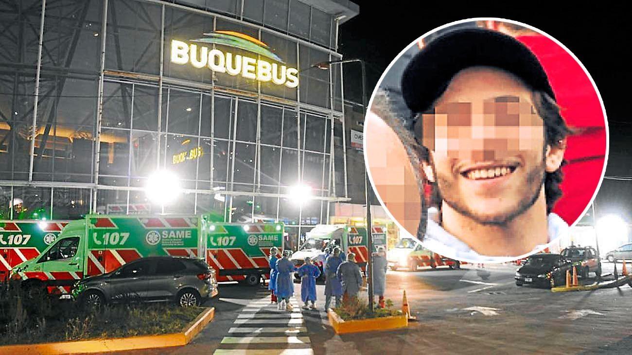 Procesan y embargan a Luca Singerman, el joven que volvió en Buquebus con coronavirus