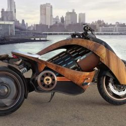 La EV-1 puede ir de 0 a 100 km/h en menos de tres segundos.