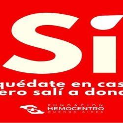Campaña donación sangre   Foto:Cedoc