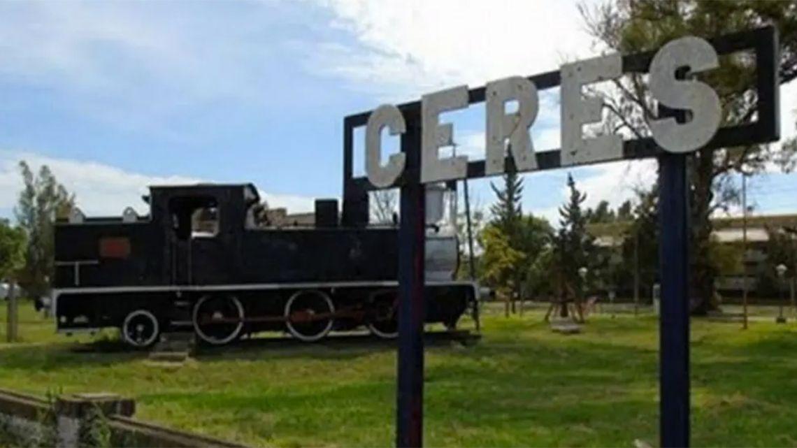 Selva, in Santiago del Estero, and Ceres, Santa Fe, ended up under lockdown.