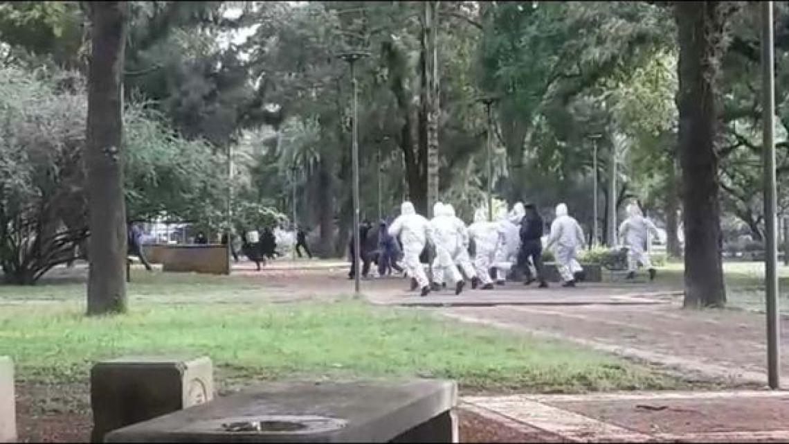 Policía Jujuy   Foto:Cedoc