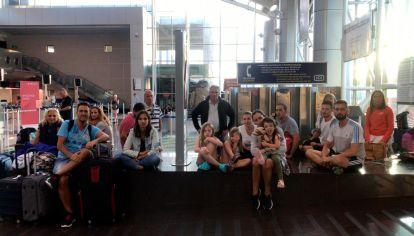 Argentinos varados: no se sabe cuándo volverán