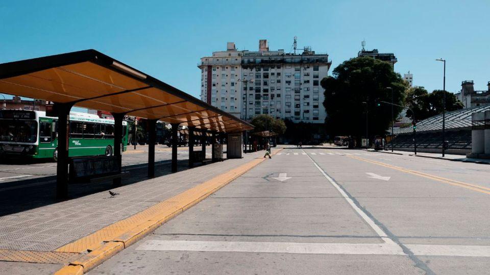 Ciudad de Buenos Aires en cuarentena por el coronavirus