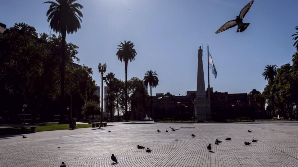 Plaza de Mayo de Alberto 20200320